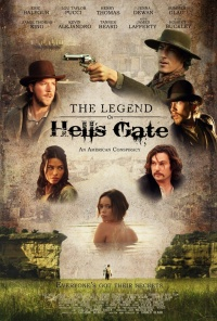 The Legend of Hell's Gate: An American Conspiracy poster