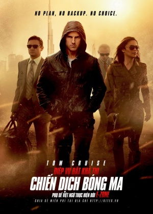 Mission: Impossible - Ghost Protocol 1000x1400