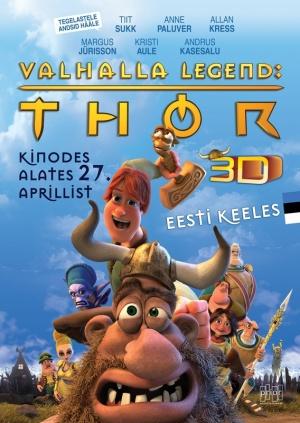 Thor: O Martelo dos Deuses 568x800