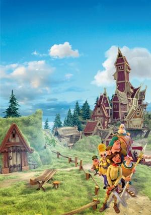 Thor - Ein hammermäßiges Abenteuer 2079x2961