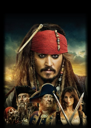 Pirates of the Caribbean: On Stranger Tides 1545x2175