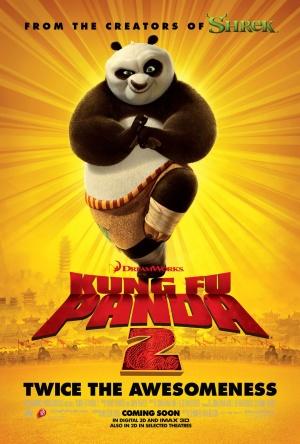 Kung Fu Panda 2 1080x1600