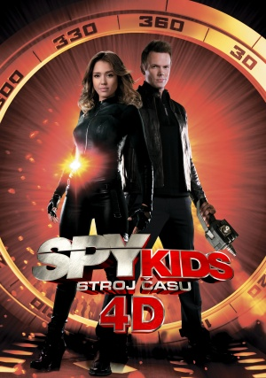Spy Kids 4: All the Time in the World 3515x5000