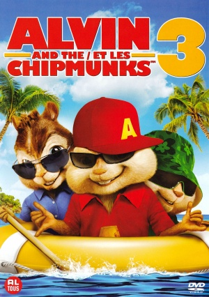 Alvin and the Chipmunks: Chipwrecked 1530x2175