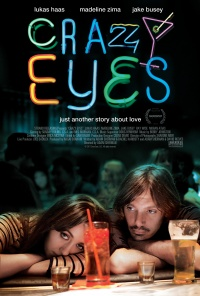 Crazy Eyes poster