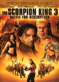 The Scorpion King 3 - Kampf um den Thron poster