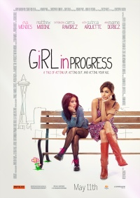 Girl in Progress: fast erwachsen poster