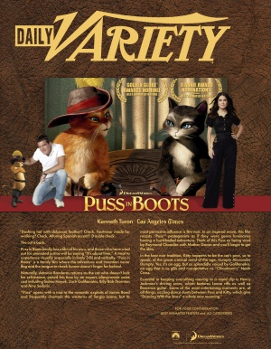Puss in Boots 3150x4050