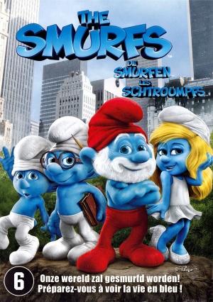 The Smurfs 1530x2175