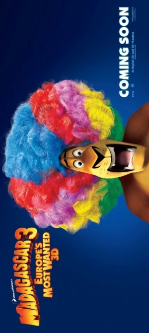 Madagascar 3: Europe's Most Wanted 429x960