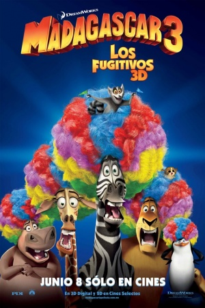 Madagascar 3: Europe's Most Wanted 632x948