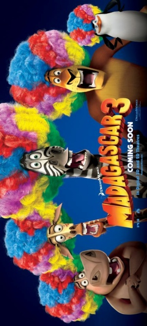 Madagascar 3: Europe's Most Wanted 433x960