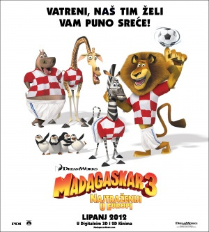 Madagascar 3: Europe's Most Wanted 3240x3600