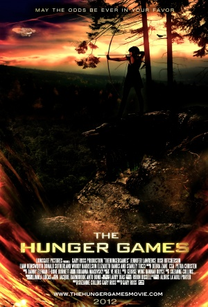 The Hunger Games 2912x4288