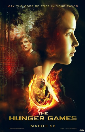 The Hunger Games 1500x2313