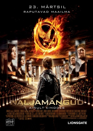 The Hunger Games 568x800