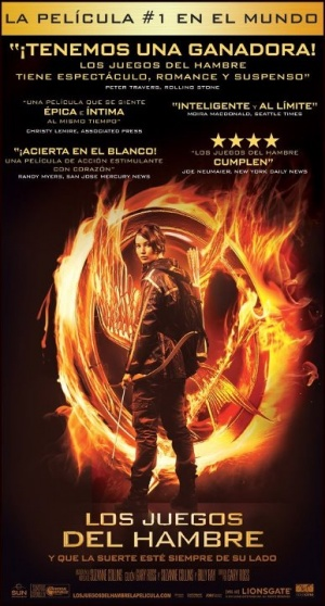 The Hunger Games 387x720