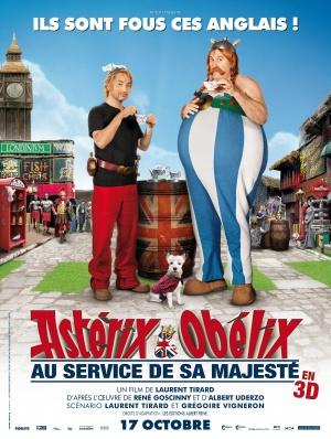 Asterix & Obelix - Im Auftrag Ihrer Majestät 2835x3765