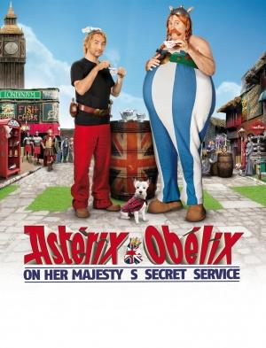 Asterix & Obelix - Im Auftrag Ihrer Majestät 3205x4200