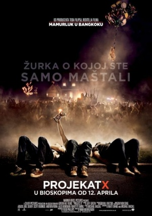 Project X 422x600