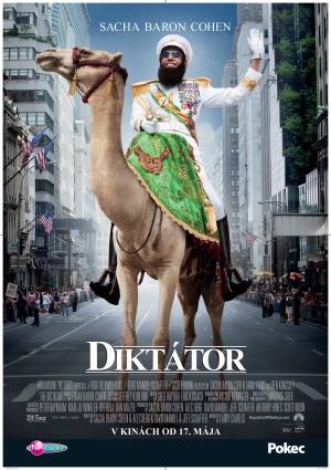 The Dictator 3527x5000
