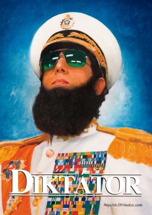 The Dictator 2480x3507