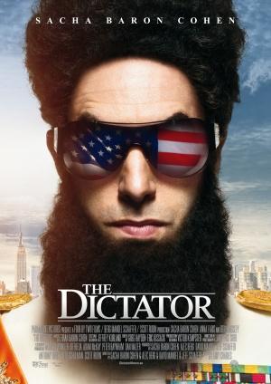 The Dictator 2480x3508