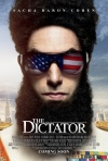 The Dictator poster