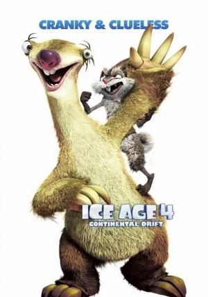 Ice Age 4 - Voll verschoben 585x835