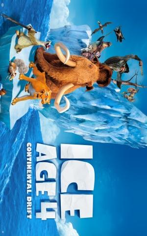 Ice Age 4 - Voll verschoben 1200x1920