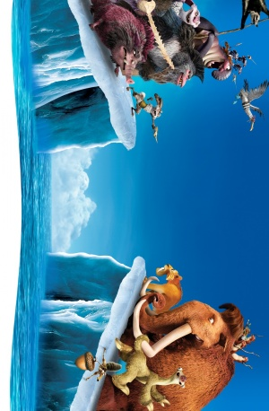 Ice Age: Continental Drift Key art