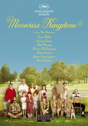 Moonrise Kingdom - Una fuga d'amore 3500x5000