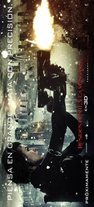 Resident Evil: Retribution 2272x5000