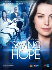 Saving Hope poster