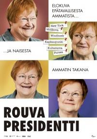 Rouva Presidentti poster