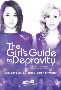 The Girl's Guide to Depravity poster