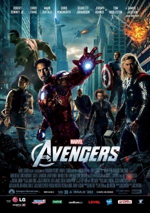The Avengers 1417x2006