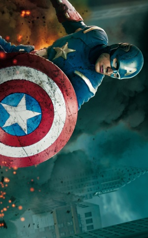 The Avengers 2400x3840