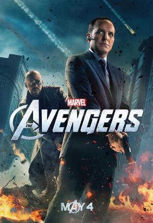 The Avengers 3000x4375