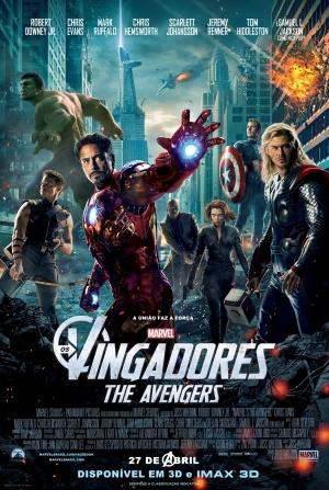 The Avengers 1269x1889