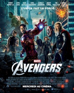 The Avengers 3750x4741