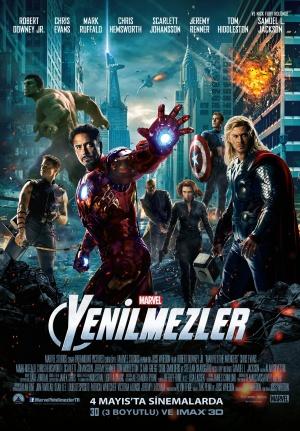 The Avengers 1977x2841