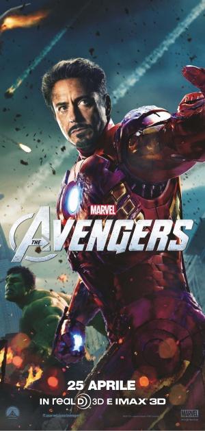 The Avengers 2384x5000