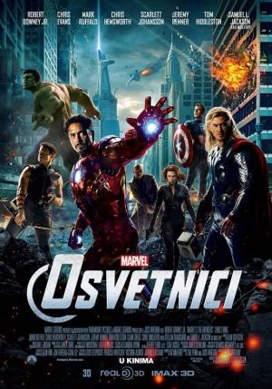The Avengers 559x800