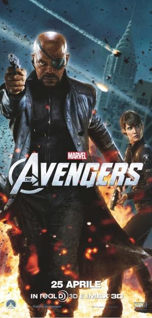 The Avengers 2401x5000