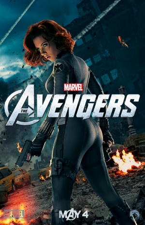 The Avengers 3230x5000
