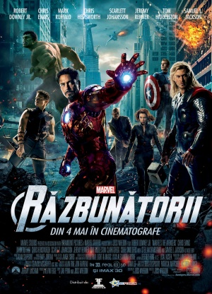 The Avengers 1248x1732