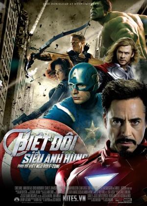 The Avengers 1000x1400