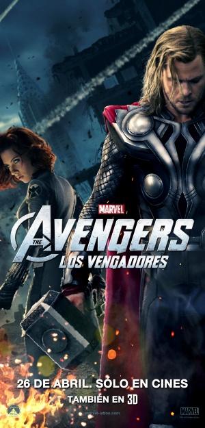 The Avengers 2400x5000