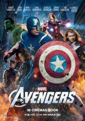 The Avengers 1221x1730